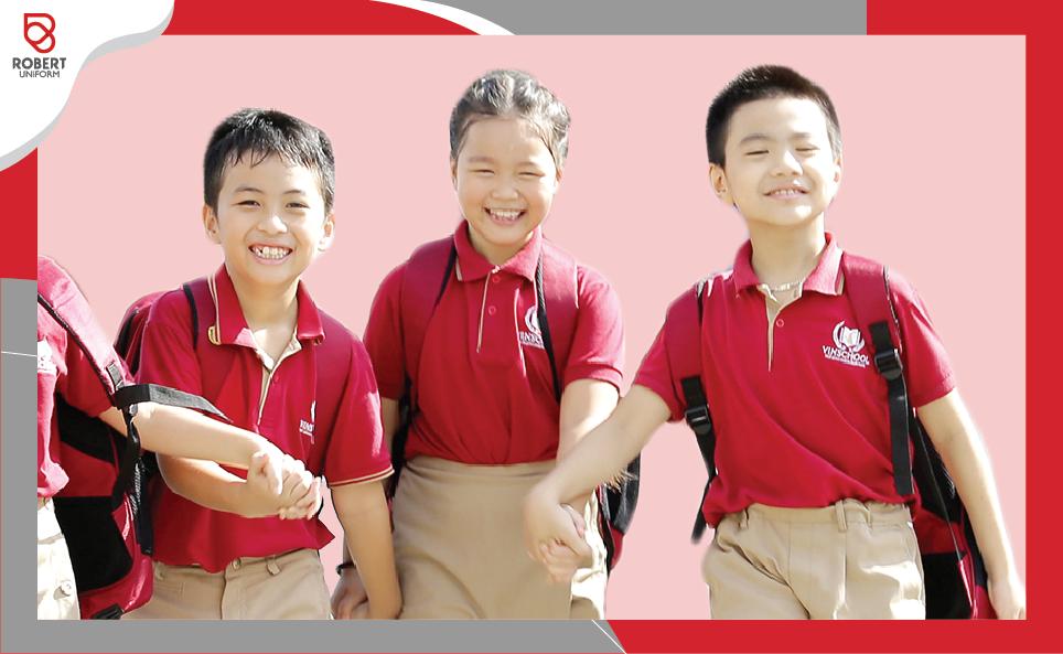May đồng phục học sinh - Đồng phục nhóm
